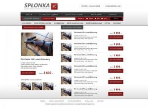 Portal ogłoszeniowy splonka.pl