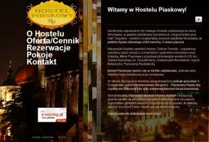 Hostel Piaskowy